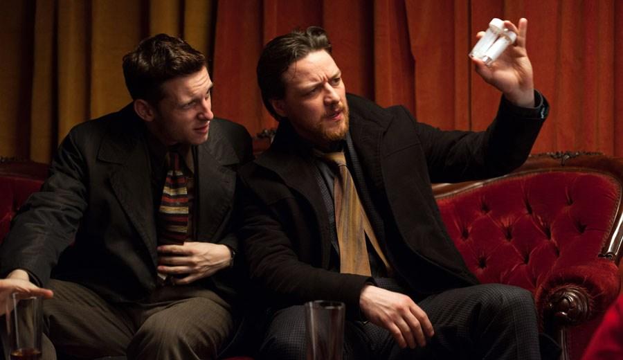Filth Film starring James McAvoy by Jon Baird | Studio Mao