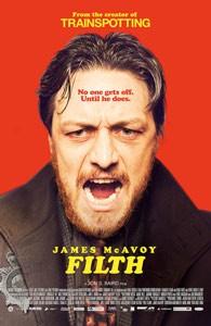 Filth Movie Studio Mao James McAvoy