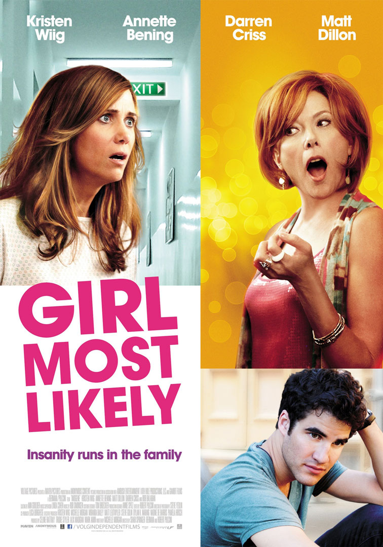Girl Most Likely movie Studio Mao Kristen Wiig