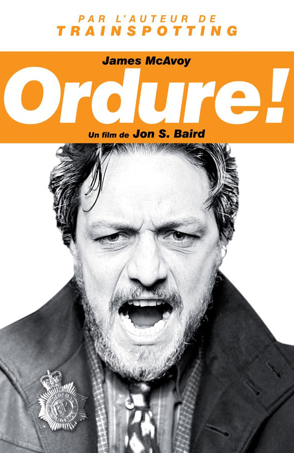 ordure film james mcavoy stuido mao