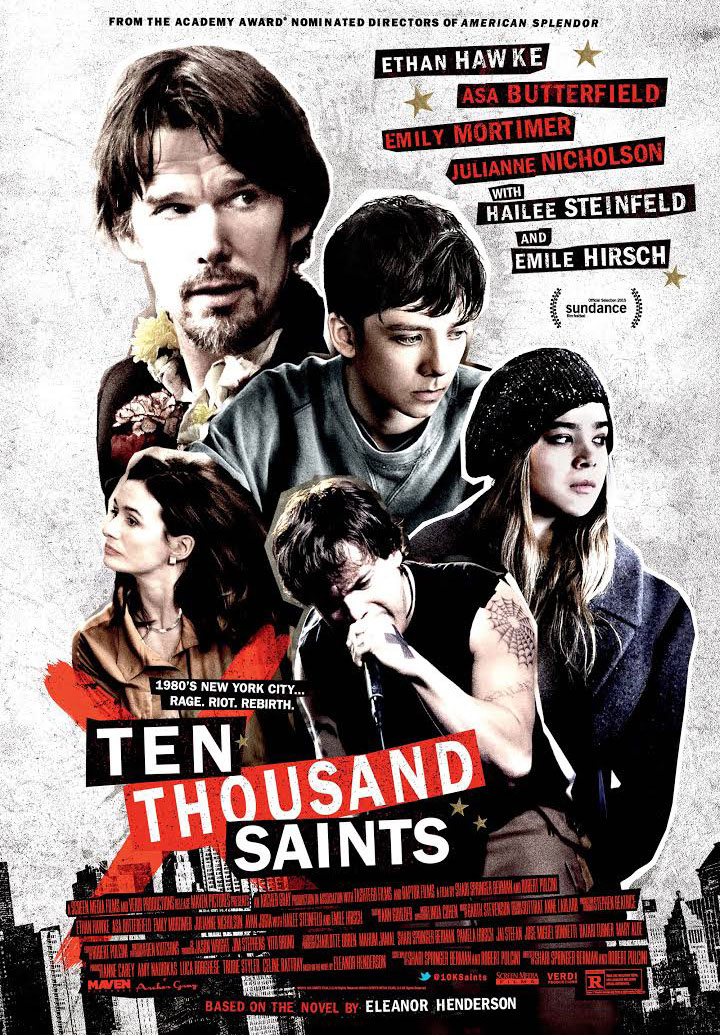 Ten Thousand Saints Movie Studio Mao
