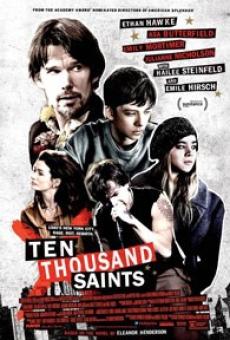 Ten Thousand Saints movie Studio Mao
