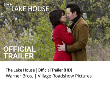 Trailer for the movie The Lake House with Sandra Bullock and Keanu Reeves, Stephen Mao Studio Mao