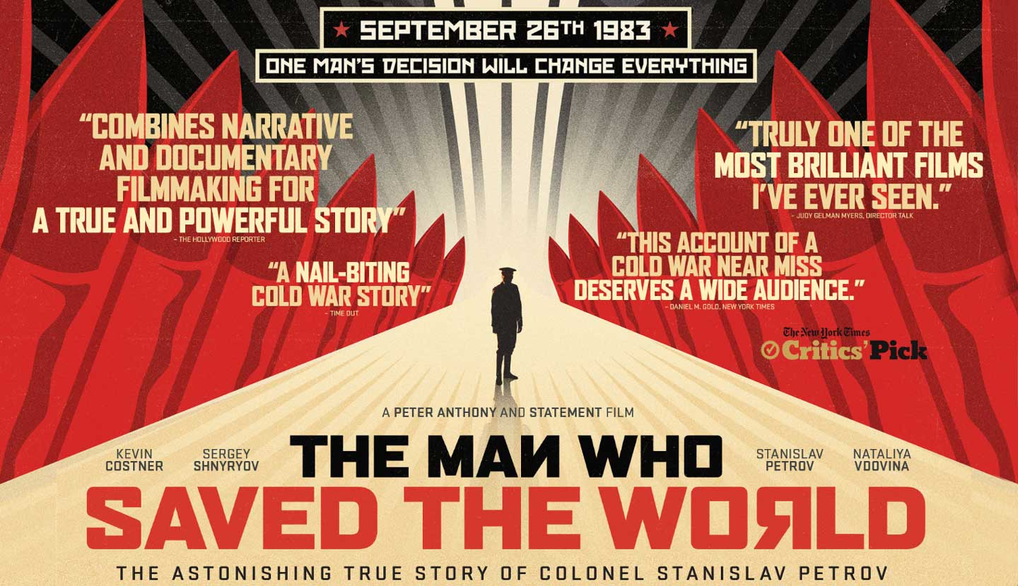 The Man Who Saved The World Studio Mao